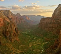 Mighty Utah Tours 2020 - 2021 -  Zion Angels Landing